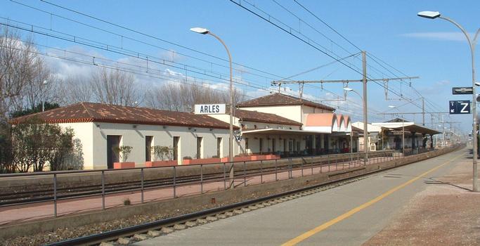 Bahnhof Arles