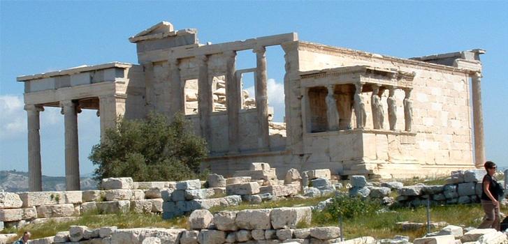 Erechtheion, Akropolis, Athen