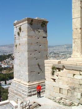 Propylaea, Akropolis, Athen