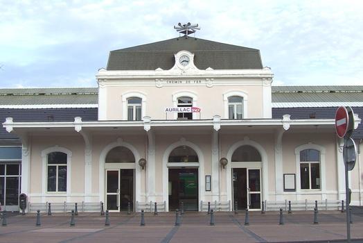 Bahnhof Aurillac