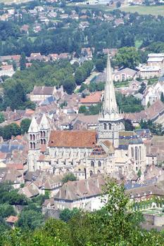La Cathédrale St Lazare d'Autun