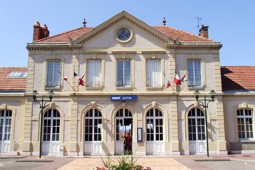 Bahnhof Autun