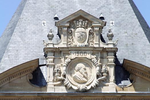 L'Hôtel de Ville d'Autun