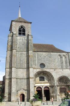 Avallon - Collégiale Saint-Lazare