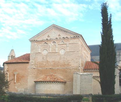 Baptistère Saint Jean à Poitiers