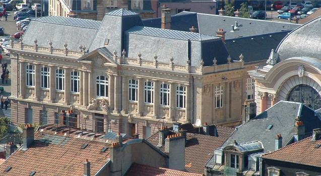 Le Palais de Justice de Belfort (90)