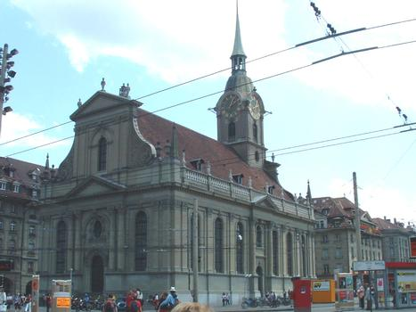 Church of the Holy Ghost, Berne