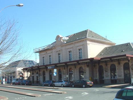 Bahnhof Biarritz