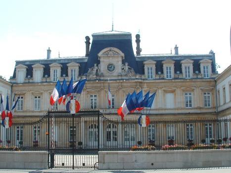 Präfektur des Départements Ain, Bourg-en-Bresse