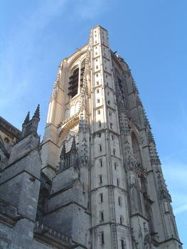 Kathedrale in Bourges