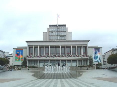 Rathaus, Brest