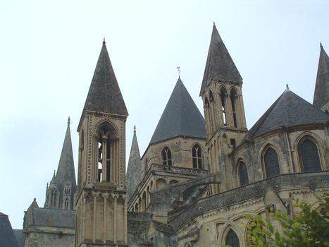 Caen: Abbaye aux Hommes
