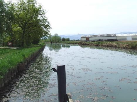 Zweigkanal Colmar