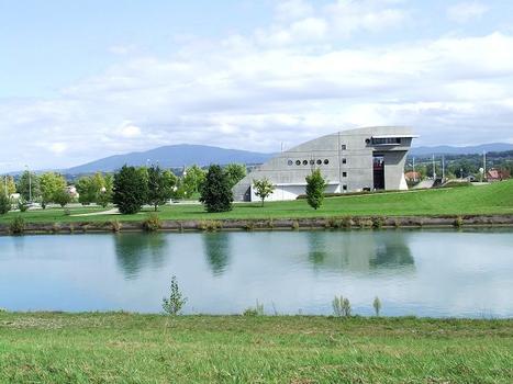 Rhone-Rhein-Kanal – Schleuse Niffer