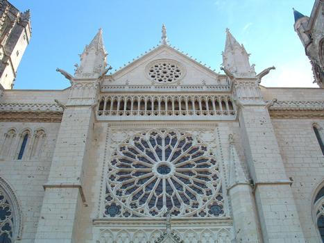 Cathédrale St Pierre de Poitiers