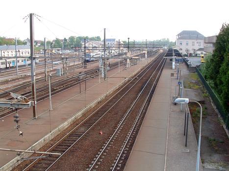 Bahnhof Chartres