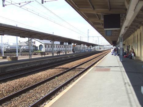 Bahnhof Châteauroux