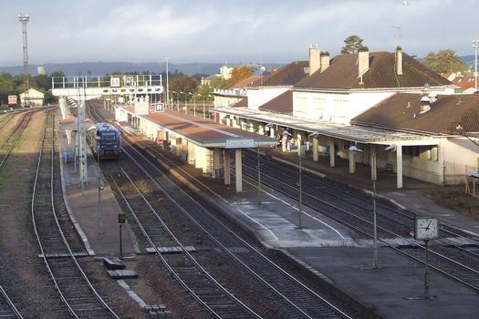 Bahnhof Chaumont