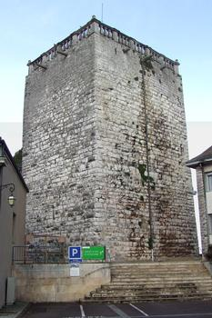 Chaumont: Le Donjon (XI-XII ème siècle)