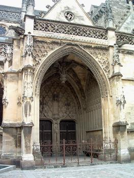 Basilika der Dreifaltigkeit, Cherbourg