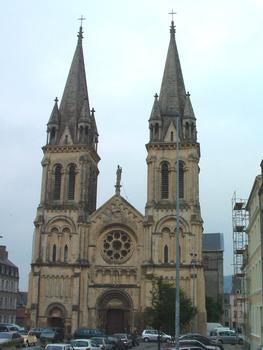 Eglise du Voeu à Cherbourg (50/Manche/Basse-Normandie/France)