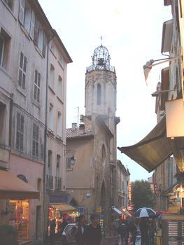 Clocher des Augustins à Aix en Provence