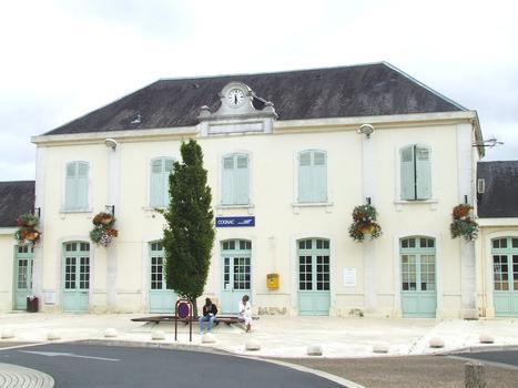 Bahnhof Cognac