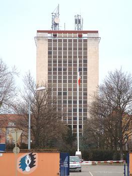 Cité Administrative, Colmar
