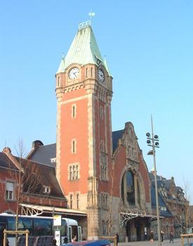 Colmar Railroad Station