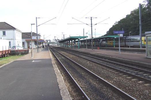 Bahnhof Culmont-Chalindrey