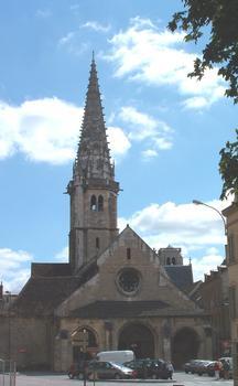 Eglise Saint-Philibert, Dijon.