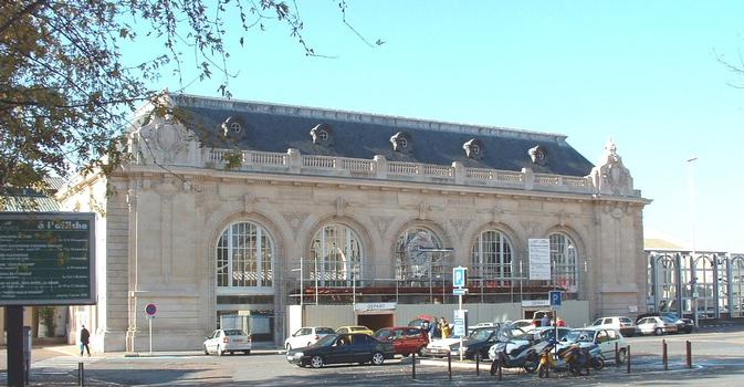 Gare de Troyes (10 - Aube)