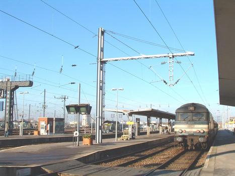 Bahnhof von Dünkirchen (Dunkerque)