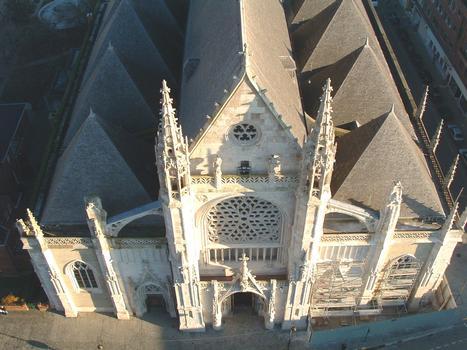 Dunkerque: Eglise St Eloi