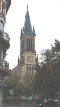 Katholische Kirche Saint-Etienne, Mülhausen