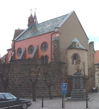 Château des Comtes, Eguisheim