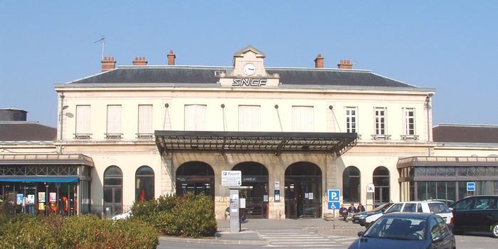 Bahnhof Epernay