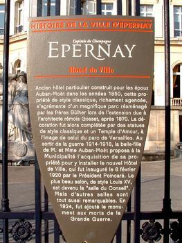 Epernay - Hôtel de ville