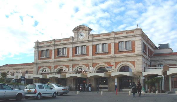 Gare SNCF de Perpignan