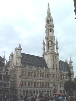 Rathaus, Brüssel