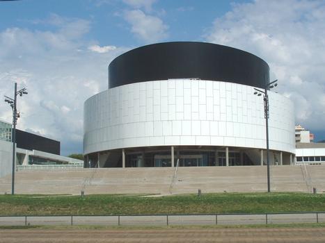 Le Cargo, cultural center in Grenoble.
