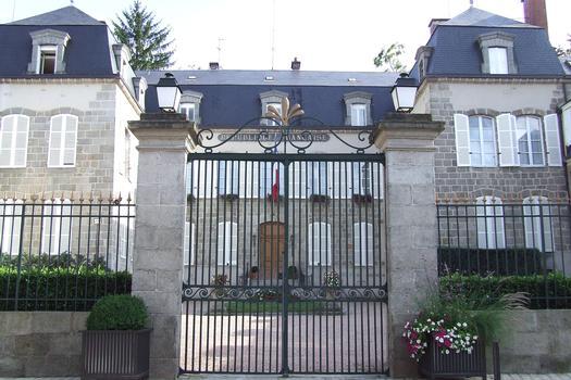 Préfecture de la Creuse à Guérêt