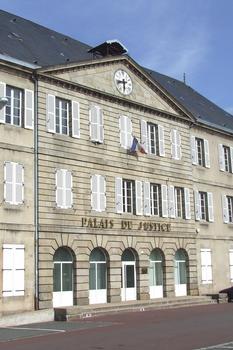 Guérêt: Le Palais de Justice