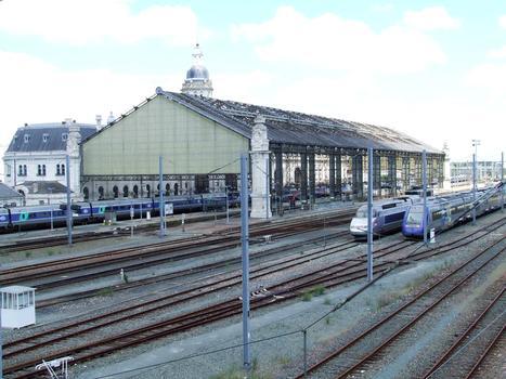 La Rochelle Railroad Station