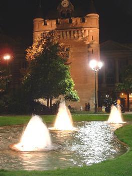 Donjon, Toulouse