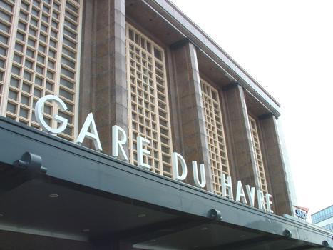 Bahnhof Le Havre
