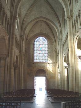 Les vitraux de la Cathédrale du Mans