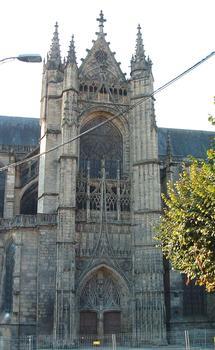 La cathédrale de Limoges