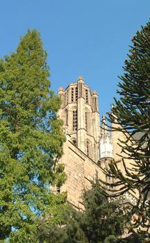 Limoges: La Cathédrale Saint Etienne