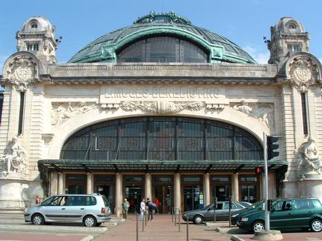 Gare SNCF de Limoges-Bénédictins